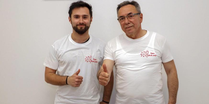Milorad Batinić i Marko Friščić pobjednici izbora za gradonačelnika i zamjenika gradonačelnika Ivanca u mandatu 2021. – 2025.