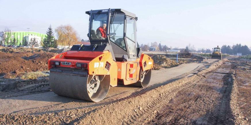 Završavaju milijun kuna vrijedni radovi u novoj građevinskoj zoni u Ivancu površine 35.000 četvornih metara
