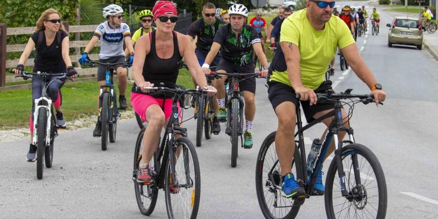 DŠR SALINOVEC U nedjelju, 29. 08., biciklijada na relaciji od gotovo 32 kilometara