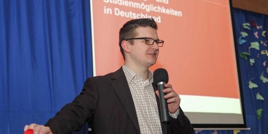 Stručno savjetovanje ivanečkih srednjoškolaca o mogućnostima studiranja u Njemačkoj