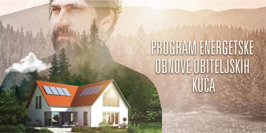 Raspisan Javni poziv za energetsku obnovu obiteljskih kuća – za pomoć se obratite Projektnom uredu Ivanec