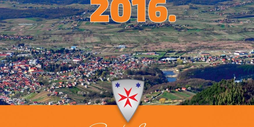 S novim izdanjem Ivanečkih novina građanima stiže i kalendar za 2016. godinu