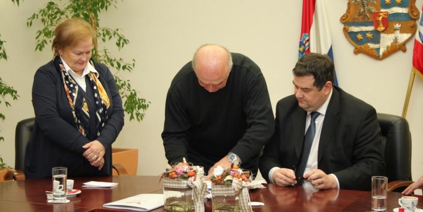 Projektu DŠR-a Salinovec novčana potpora Zaklade za prevenciju kriminaliteta Sv. Mihael
