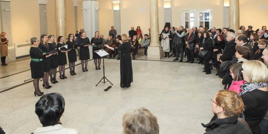 Izložbom u Mimari Petru Jagetiću potvrđen status velikana hrvatske fotografije
