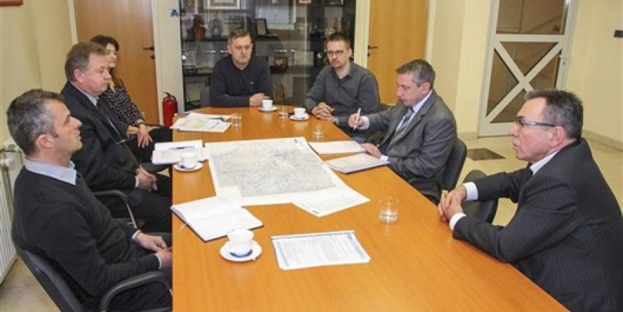 Župan Štromar na sastanku u Ivancu dao potporu projektu da ivanečki Ivkom vodom počne opskrbljivati cijelo područje bivše općine Ivanec
