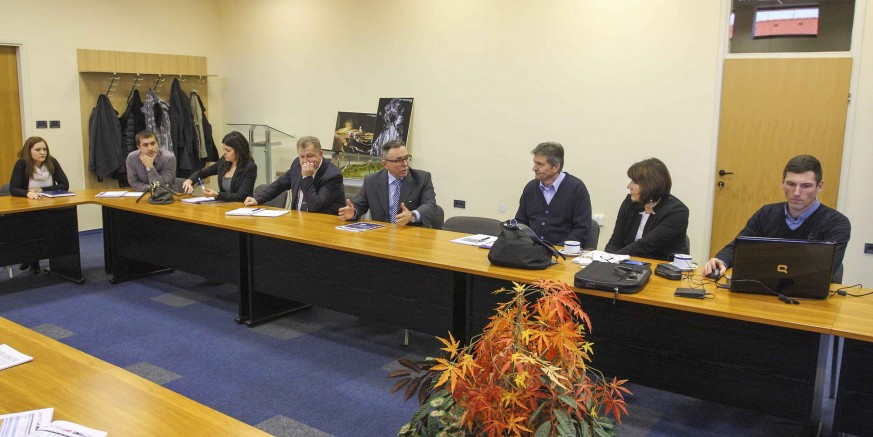 U Gradskoj vijećnici predstavljen projekt Aglomeracije Ivanec vrijedan 116 milijuna kuna