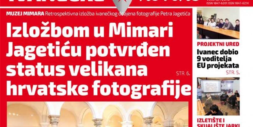 U distribuciji je novi, 84. broj Ivanečkih novina