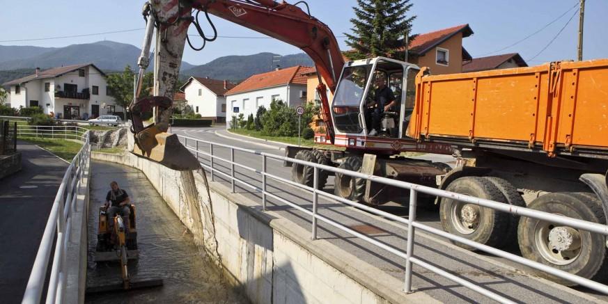 Za održavanje komunalne infrastrukture u proračunu Grada Ivanca namijenjeno 2,95 milijuna kuna