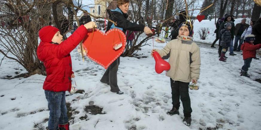 Zbog najavljene kiše u nedjelju, manifestacija Tičeki se ženiju u gradskom parku sutra, 13. veljače