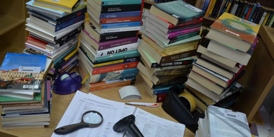 Radi revizije knjižničnog fonda, ivanečka Gradska knjižnica i čitaonica bit će  zatvorena od 7. do 20 ožujka