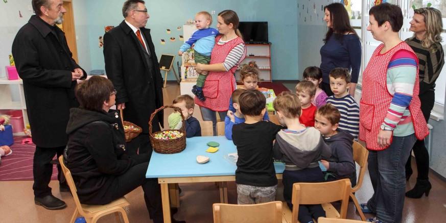 """Otvoren je novi Dječji vrtić """"Bambi"""", privatna investicija vrijedna 2 milijuna kuna"""
