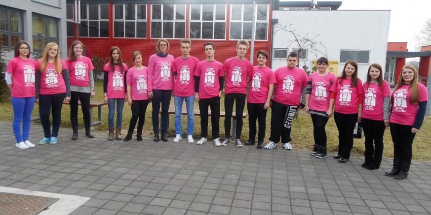 Dan ružičastih majica danas i u Ivancu