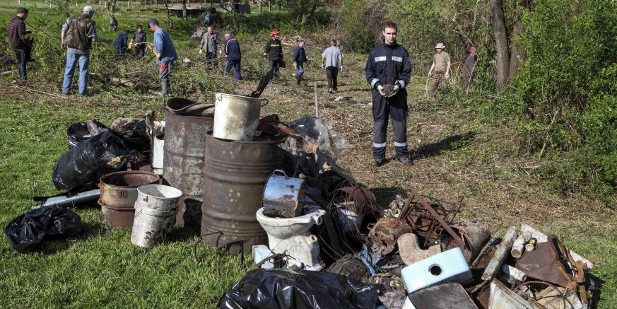 Grad Ivanec započeo s pripremama za Zelenu čistku 2016. – mjesni odbori pozvani da podatke o onečišćenim lokacijama dostave do 18. ožujka