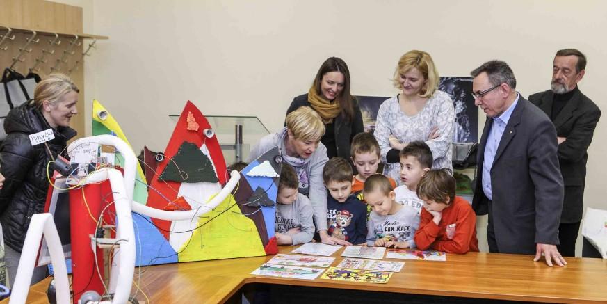 Uspjeh: Projekt Dječjeg vrtića Ivančice branit će boje sjevera Hrvatske na državnoj smotri iz područja nacionalnih programa odgoja i obrazovanja