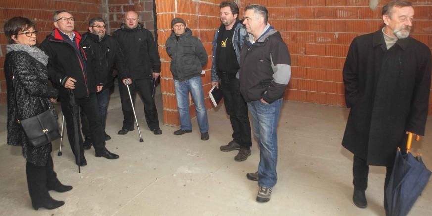 Grad Ivanec i Koordinacija braniteljskih udruga zajedno u uređenje prostora u braniteljskoj zgradi u Ivancu