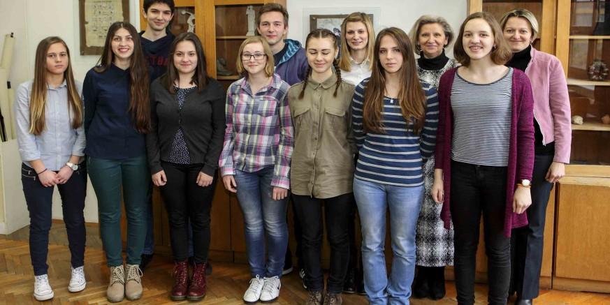 Trijumf ivanečkih srednjoškolaca na županijskom natjecanju iz povijesti