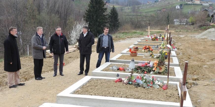 """Novo groblje u Ivancu proširuje se na dodatnih 2.000 """"kvadrata"""""""