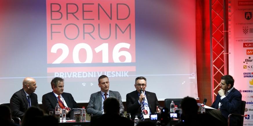 Na poziv Agencije za investicije i konkurentnost: Gradonačelnik M. Batinić na Zagreb Brand Forumu