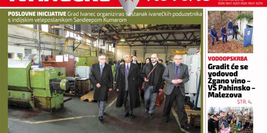 U distribuciji je novi, 86. broj Ivanečkih novina